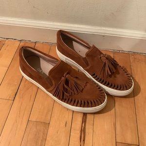 J/slides slip on shoes